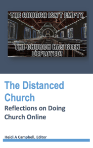 The Distanced Church book cover